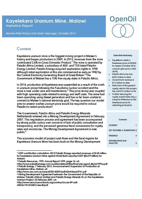 malawi-kayelekera-uranium-mine-narrative-report
