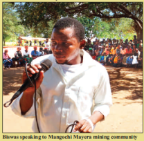 2017-04 Malawi Mining & Trade Review Mangochi Mayera Mining Community