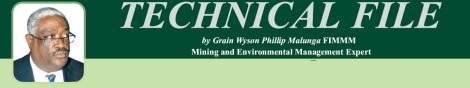 Grain Malunga Technical File Mining Malawi