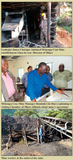 201705 Malawi Mining Trade Review Mchenga Coal Mine Chamber of Mines