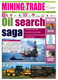 201707 Malawi Mining & Trade Review Cover Oil Search Saga