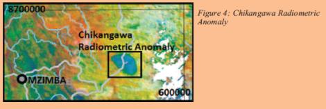 201708 Malawi Mining & Trade Review Grain Malunga Chikangawa Radiometric Anomaly