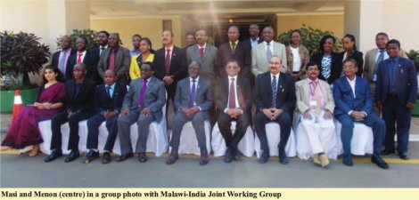 201709 Malawi Mining & Trade Review India Malawi Cooperation