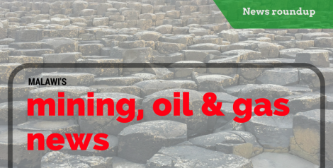 Malawi's mining, oil and gas news banner