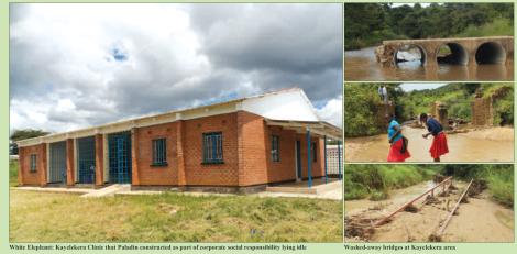 201804 Malawi Mining & Trade Review Paladin Kayelekera CSR