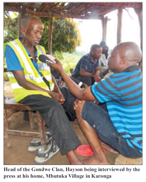 201804 Malawi Mining & Trade Review Paladin Kayelekera Gondwe