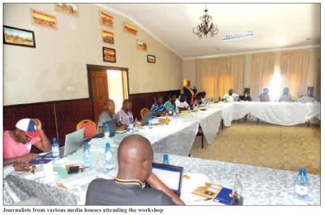 201806 Malawi Mining & Trade Review PWYP Media Training