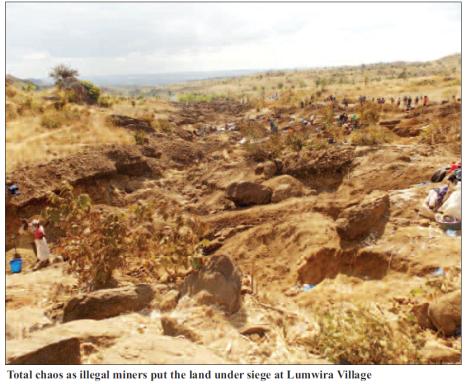 201808 Malawi Mining & Trade Review Gold ASM Lumwira