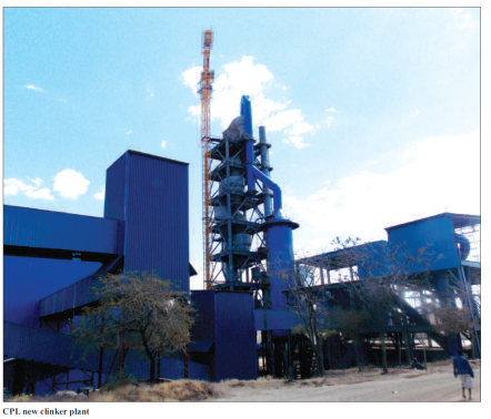 201809 Malawi Mining & Trade Review CPL Clinker plant