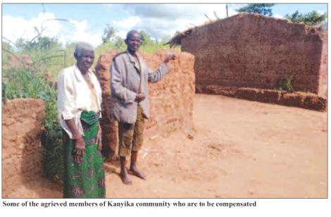 201810 Mining & Trade Review Malawi Cartoon Globe Metals & Mining Compensation Kanyika