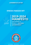 DPP Manifesto 2019 Front Page
